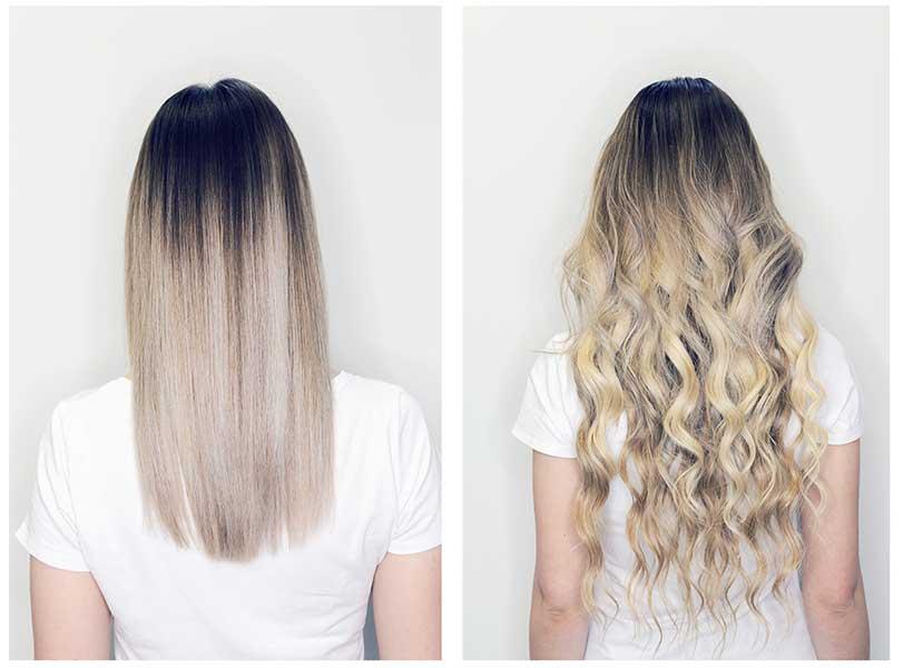 Extensions / Haarverlängerungen